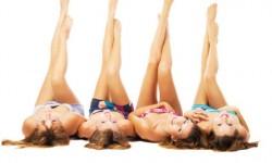 Восковая эпиляция бикини
