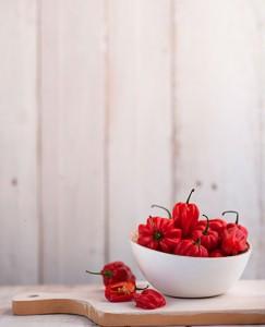 Paprika Chili für Schlankheit