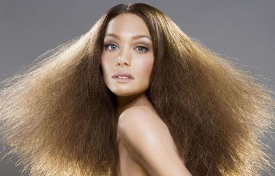 Sprödes Haar Ursachen