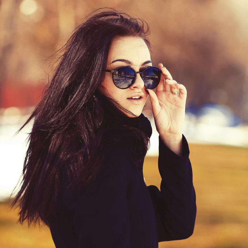 Probleme mit der Haut. Dunkle Ringe unter den Augen