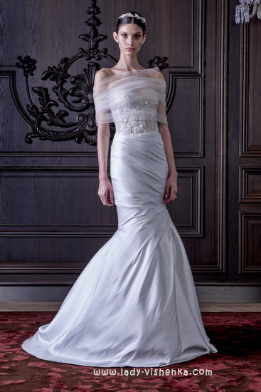 Modische Hochzeit Kleider 2016 - Monique Lhuillier