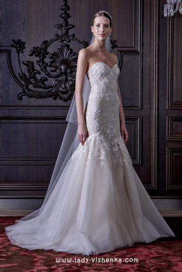 Website Hochzeitskleider - Monique Lhuillier