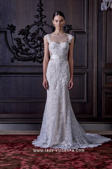 Hochzeit - brautkleider Monique Lhuillier