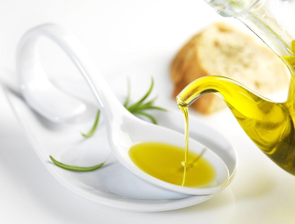 Hausgemachtes Beauty-Rezept. Olivenöl