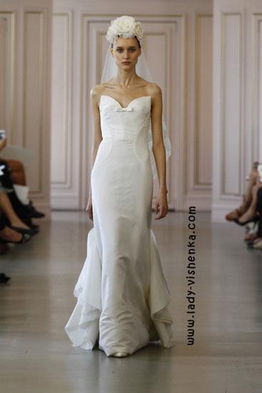 Bilder von Brautkleidern Oscar De La Renta