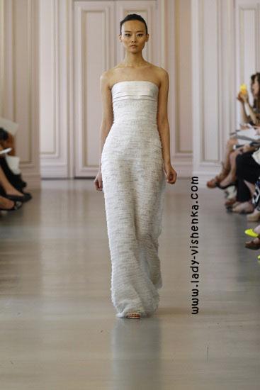 Designer von Hochzeitskleidern Oscar De La Renta