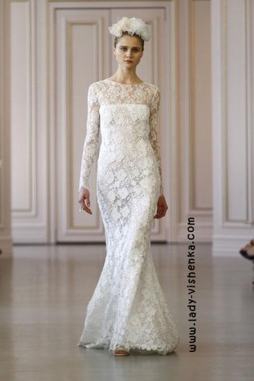 Brautkleider 2016 Foto Oscar De La Renta