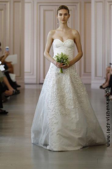 Brautkleider - Mode Oscar De La Renta