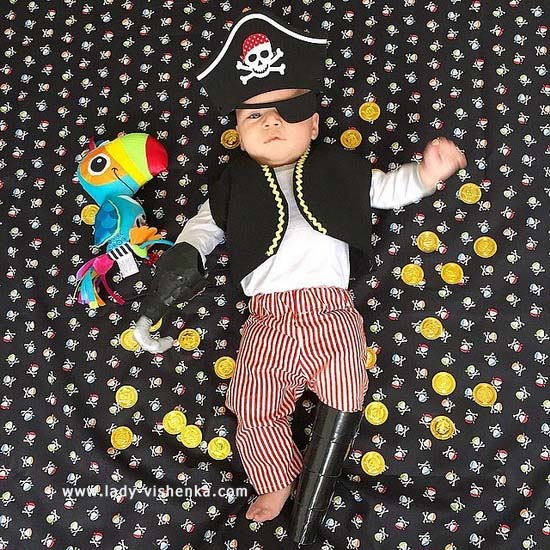 Kinder Kostüme für Halloween