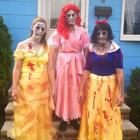 Zombie BELLE Halloween