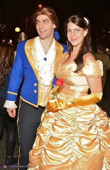 BELLE und der Prinz von Halloween