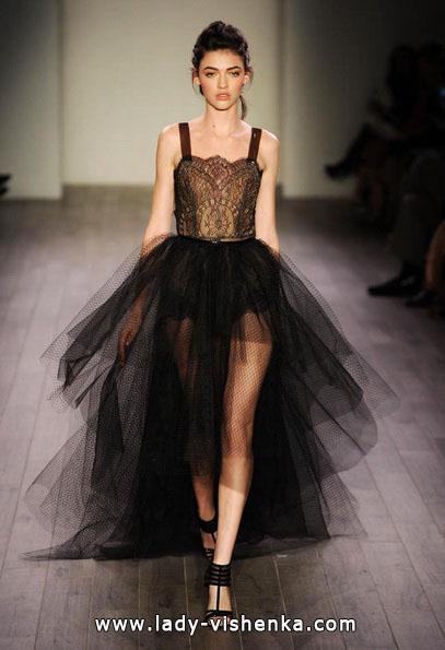 das Schwarze brautkleid 2016 - Hayley Paige