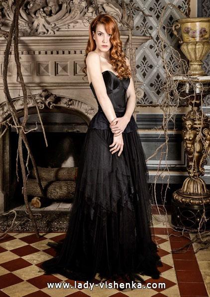 Hochzeitskleid in der Farbe schwarz - Jordi Dalmau