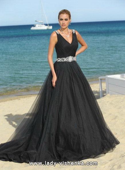 das Schwarze brautkleid 2016 - Lady Bird