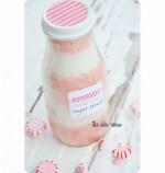 Minze-Zucker-Peeling für den Körper