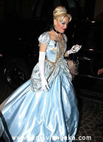 Wer sein Halloween-Mädchen - Cinderella