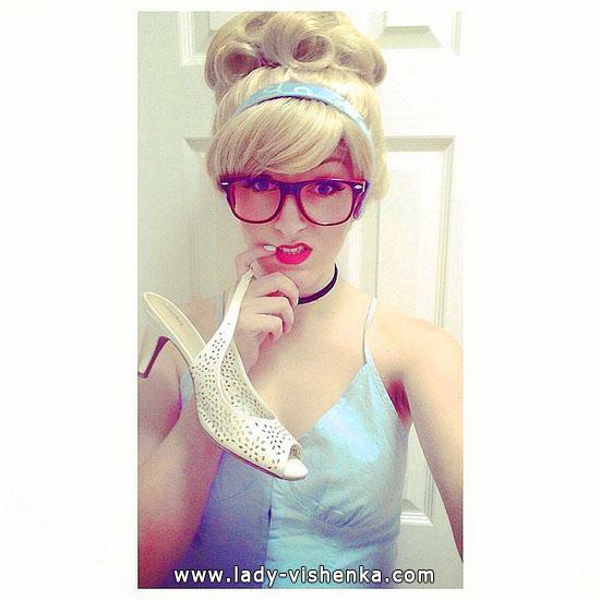 Cinderella auf den Halloween
