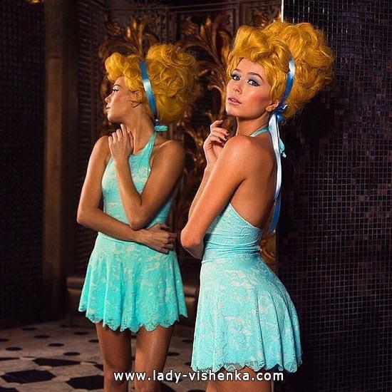 Moderne Cinderella - Kostüm für Halloween