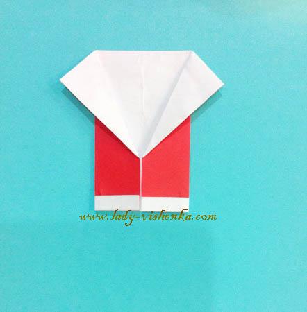Christmas toyals aus Papier