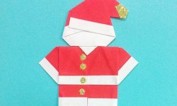Papier Santa Claus