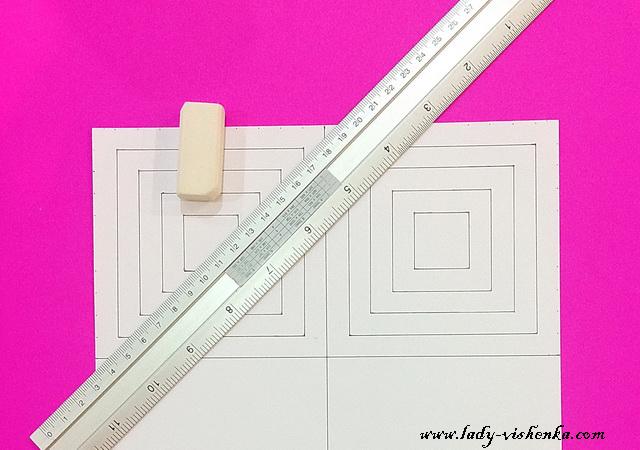 Wie zu schneiden eine Schneeflocke aus Papier