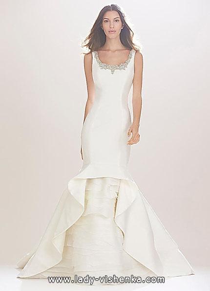 Hochzeitskleid Fisch Foto - Carolina Herrera