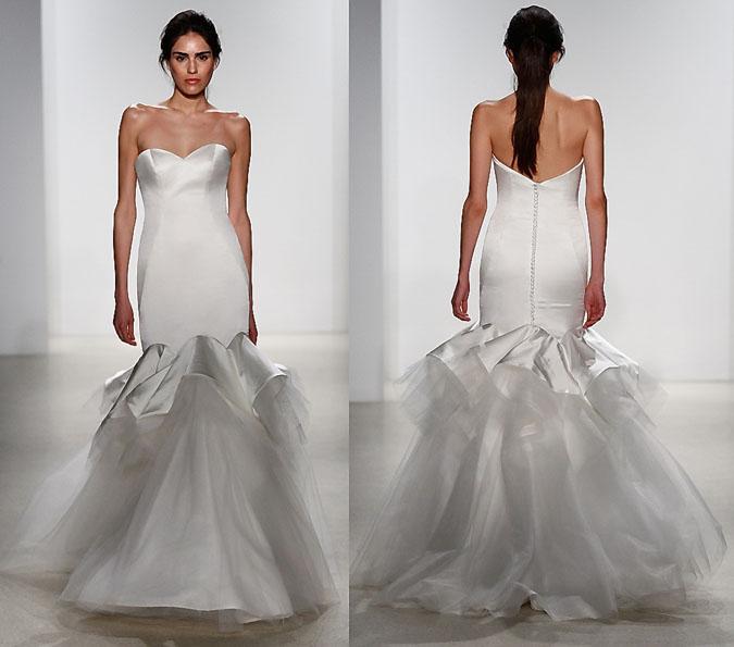 Hochzeitskleid Fisch - Kelly Faetanini