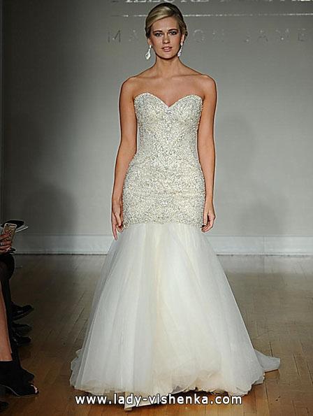Hochzeitskleid Fisch Foto - Allure