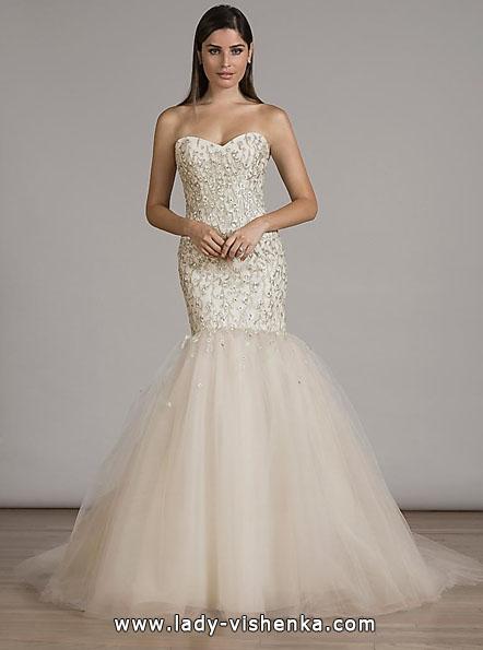 Hochzeitskleid Fisch - Liancarlo