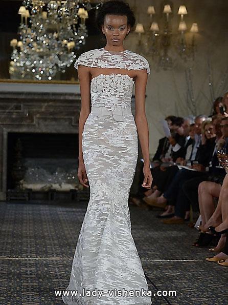 Hochzeitskleid Fisch - Mira Zwillinger