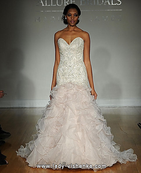 Hochzeitskleid Fisch - Allure