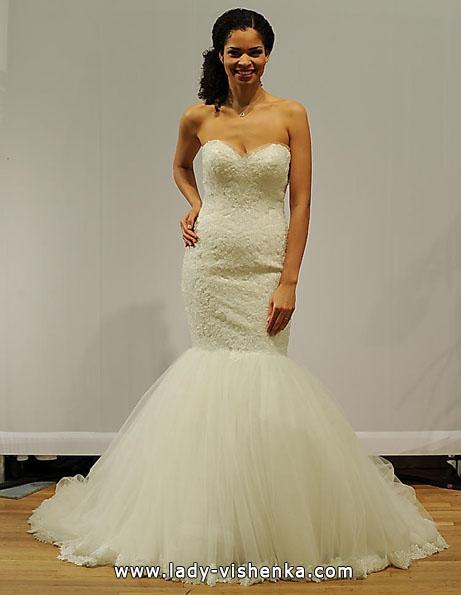 Hochzeitskleid Fisch - Paloma Blanca