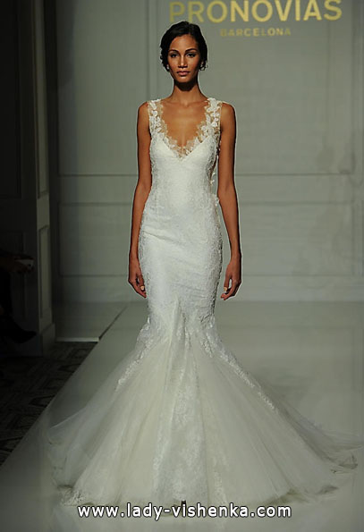 Hochzeitskleid Fisch - Pronovias