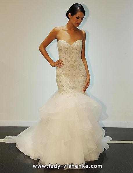Hochzeitskleid Fisch - Simone Carvalli