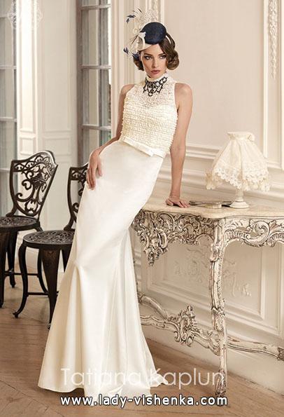Hochzeitskleid Fisch - Tatiana Kaplun