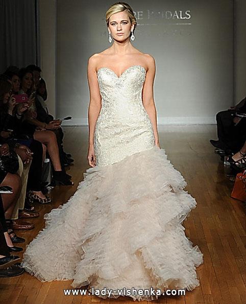 Hochzeitskleid русалоча Fotos Allure
