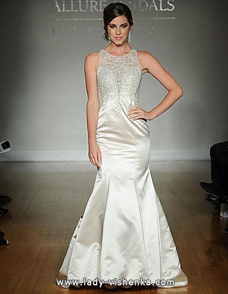 Hochzeitskleid Fisch 2016 - Allure