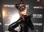 Katze Kostüm an Halloween