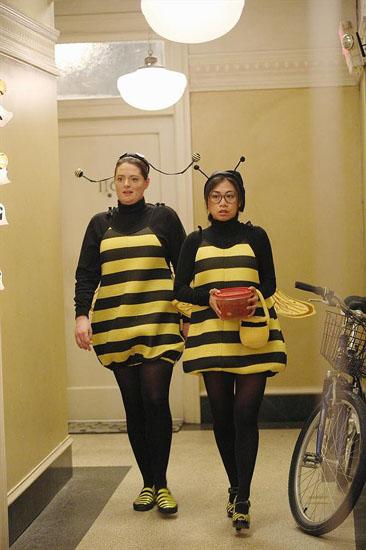 Bienen Kostüm für Halloween