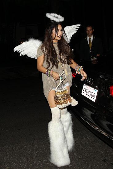 Schöne Engel-Kostüm für Halloween