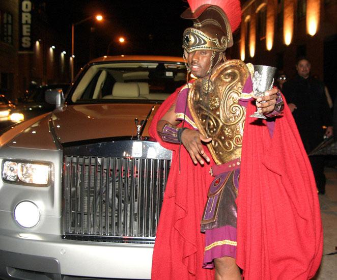 Promi-Halloween-Kostümen - Ares