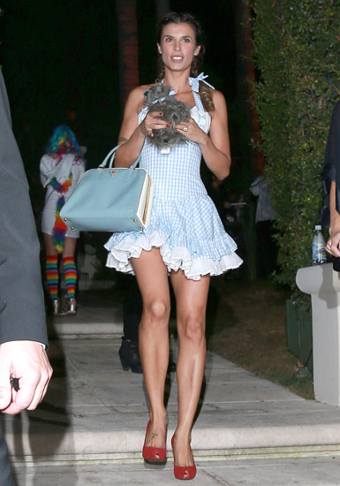 Promi-Halloween-Kostümen - Dorothy Gale