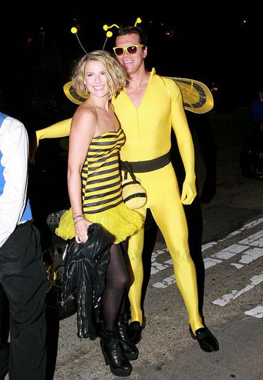 Halloween-Kostüm - Biene
