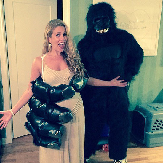 Promi-Halloween-Kostümen - King Kong