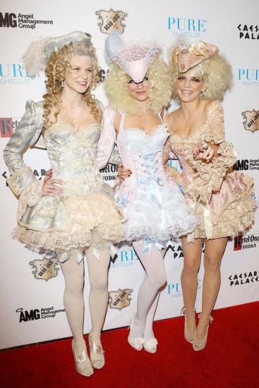 Marie Antoinette Kostüm für Halloween