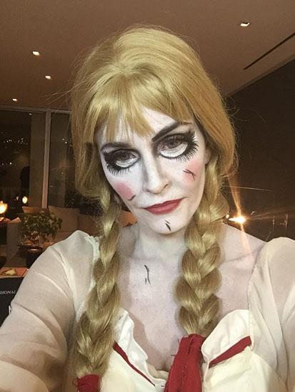 Anzug Анабелль Halloween