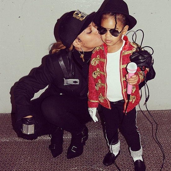Promi-Halloween-Kostümen - Michael Jackson