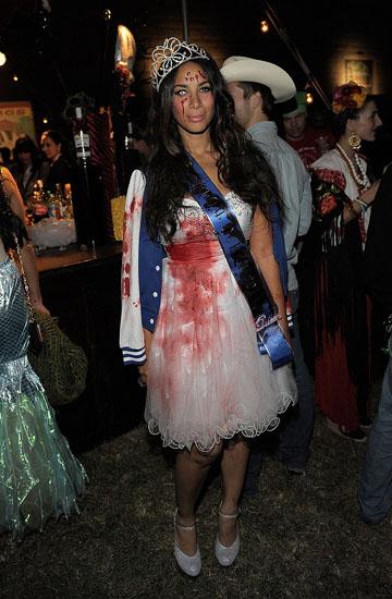 Leona Lewis - Zombie-Prinzessin Halloween