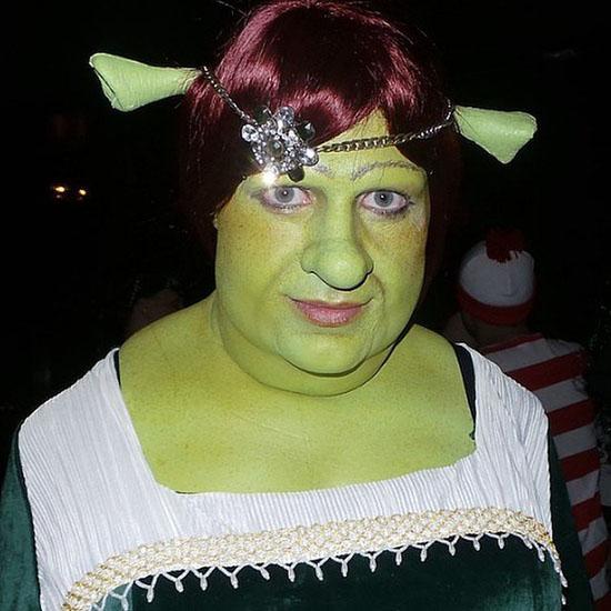 Promi-Halloween-Kostümen - Fiona