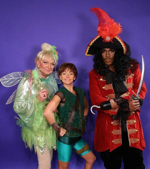 Promi-Halloween-Kostümen - Peter PEN